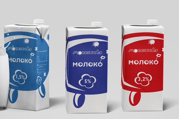 Molokeevo - milk products